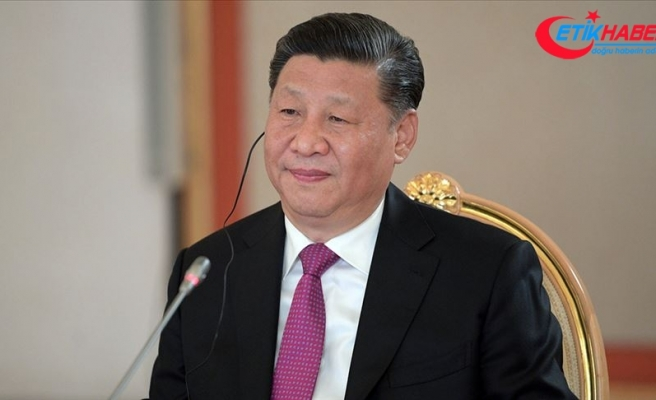 Çin Devlet Başkanı'ndan koronavirüs salgınıyla mücadelenin güçlendirilmesi çağrısı