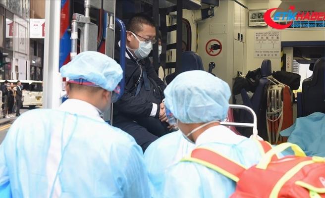 Çin'de 6 sağlık personeli Kovid-19'dan hayatını kaybetti