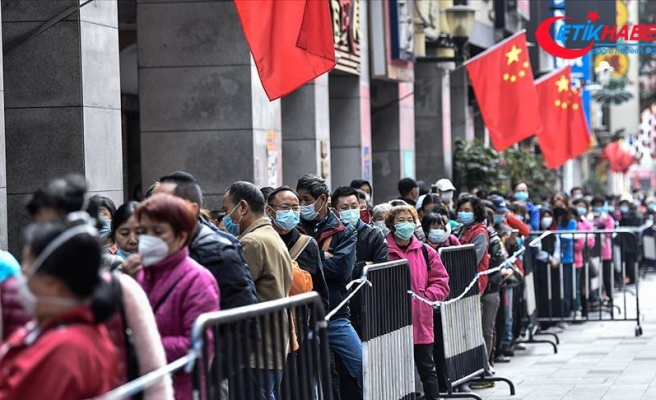 ABD, Çin'den tahliye ettiği vatandaşlarını karantina merkezlerine sevk ediyor