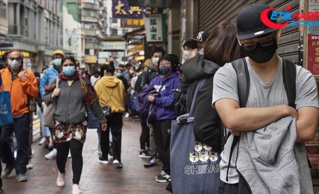 Çin'de yeni tip koronavirüs salgınında ölenlerin sayısı 564'e yükseldi