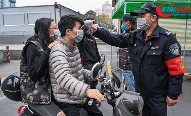 Çin'de yeni tip koronavirüsten ölenlerin sayısı 491'e yükseldi