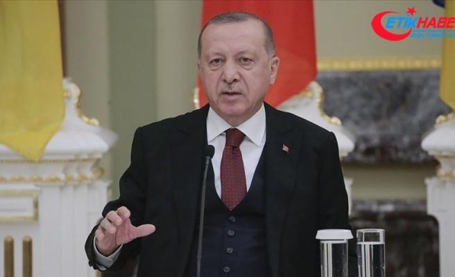Cumhurbaşkanı Erdoğan: İdlib'deki gelişmeler altından kalkılamaz bir duruma geldi
