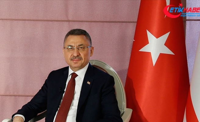 Cumhurbaşkanı Yardımcısı Oktay: Maraş'ın açılması laftan ibaret değildir
