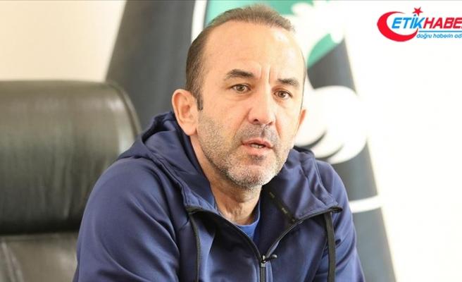 Denizlispor Teknik Direktörü Özdilek: Kayserispor maçını kazanırsak önümüz açık