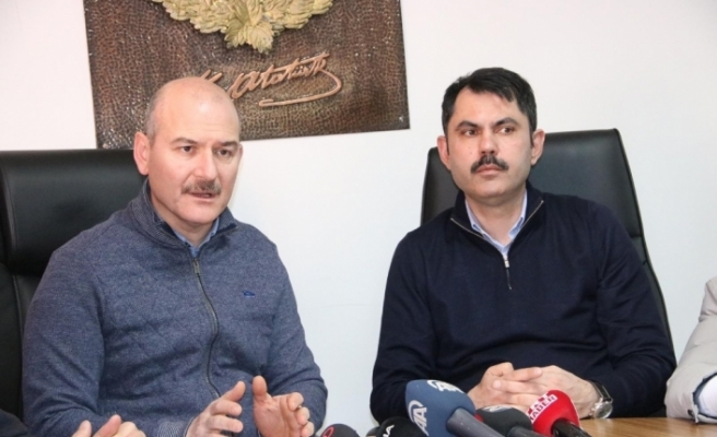 """""""Deprem Elazığ'ın yapı stokunun yüzde 25-30'unu etkilemiş durumda"""""""