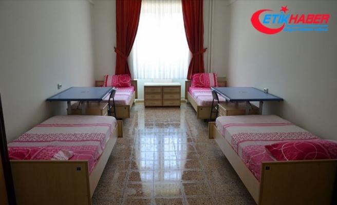 Elazığ'da KYK yurtlarında kalan öğrencilerden şubat ayında yurt ücreti alınmayacak