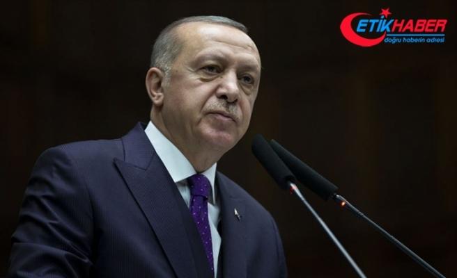 Erdoğan: Askerimize yapılan saldırı Türkiye açısından Suriye'de yeni bir dönemin miladıdır