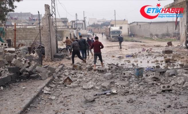 Esed rejimi güçleri İdlib Gerginliği Azaltma Bölgesi'nde 7 yerleşimi daha ele geçirdi