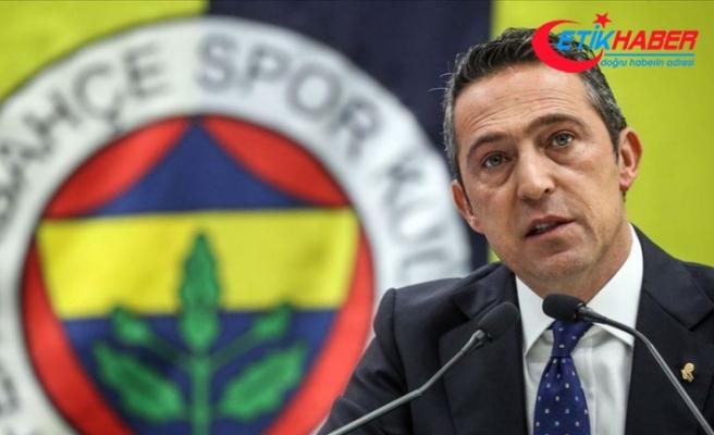 Fenerbahçe Kulübü Başkanı Koç: Şampiyon olacağımıza gönülden inanıyoruz