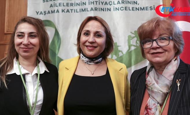 Hacettepe Üniversitesi Serebral Palsili çocuklara mercek tuttu