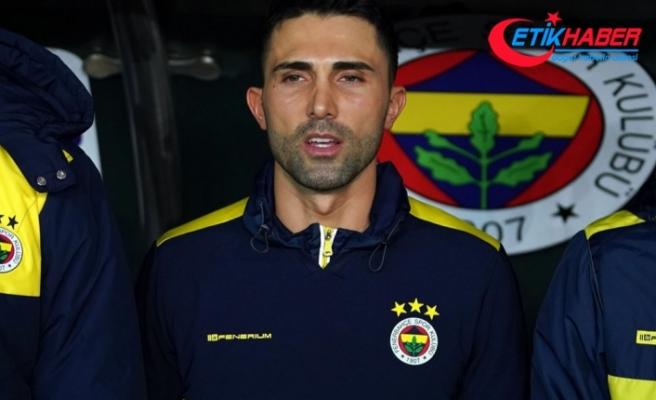 Hasan Ali Kaldırım derbide sahada