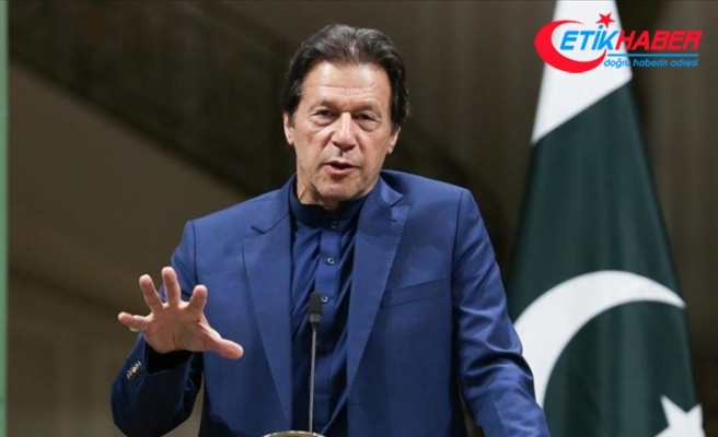 İmran Han: Pakistan her zaman Türkiye'nin yanında olacaktır