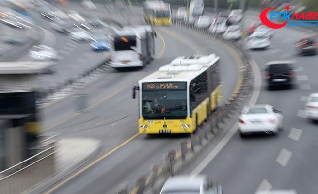 İstanbul'da yeni toplu ulaşım tarifesi uygulanmaya başlandı