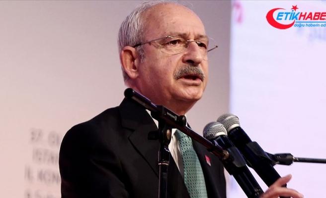 Kılıçdaroğlu'ndan 'başsağlığı' paylaşımı