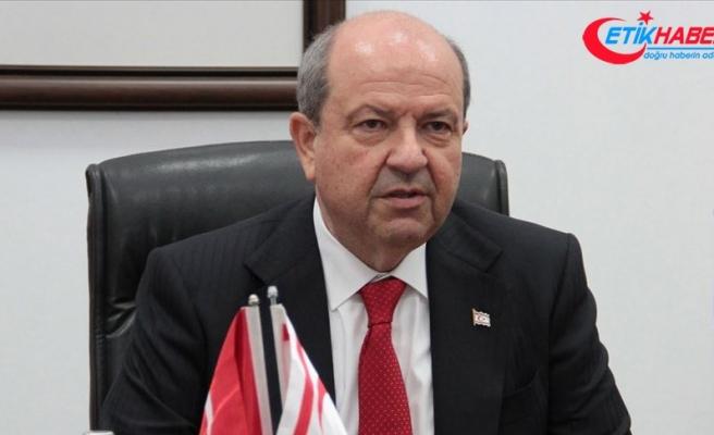 KKTC Başbakanı Tatar: Türkler Doğu Akdeniz'de Rumlar kadar hak sahibidirler