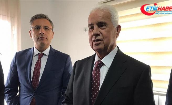 KKTC'nin 3. Cumhurbaşkanı Eroğlu: KKTC halkının gönlü hep ana vatandadır