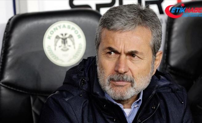 Konyaspor'da Aykut Kocaman dönemi sona erdi