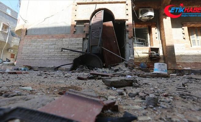 Libya hükümet güçlerinden Trablus'un güneydoğusundaki Hafter milislerine operasyon