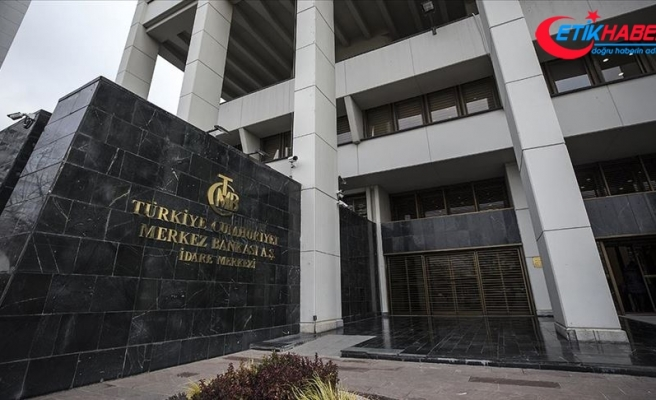 Merkez Bankası faiz oranını yüzde 8,25'e çekti