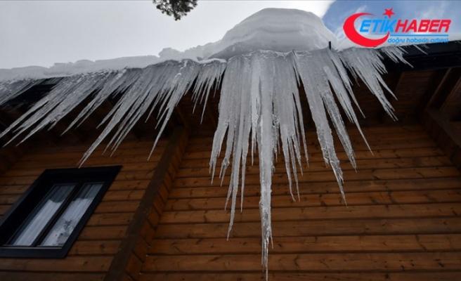 Meteorolojiden çığ, buzlanma ve don uyarısı