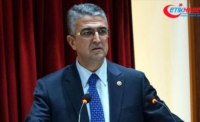 "MHP'li Kamil Aydın'dan CHP'ye ""dış politika"" eleştirisi"