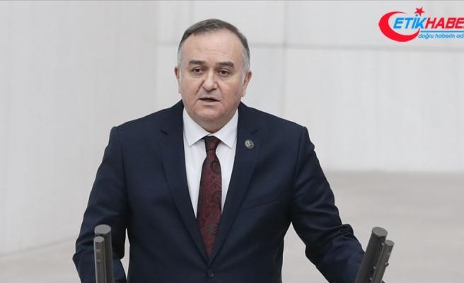 MHP'li Akçay: CHP, Türkiye düşmanlarının sözcüsü olmuştur.