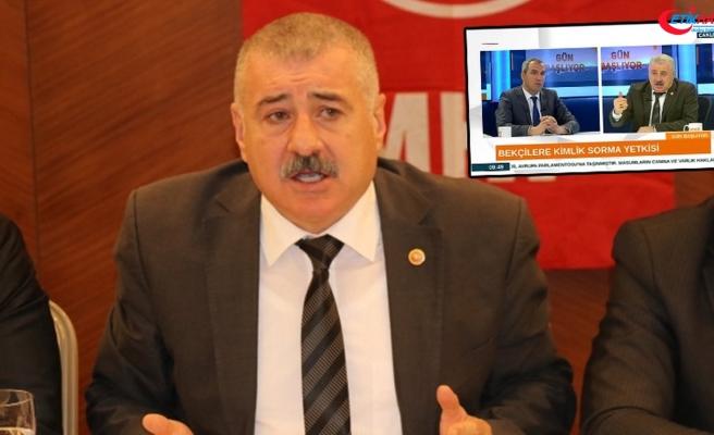 MHP'li Atay: CHP-HDP-İP bekçilere karşı birleşti