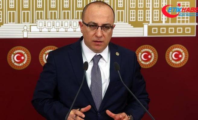 MHP'li Yönter'den 'Eskişehir' mesajları
