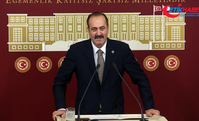 MHP'li Osmanağaoğlu: Katil sürüsü için su ısınmaktadır