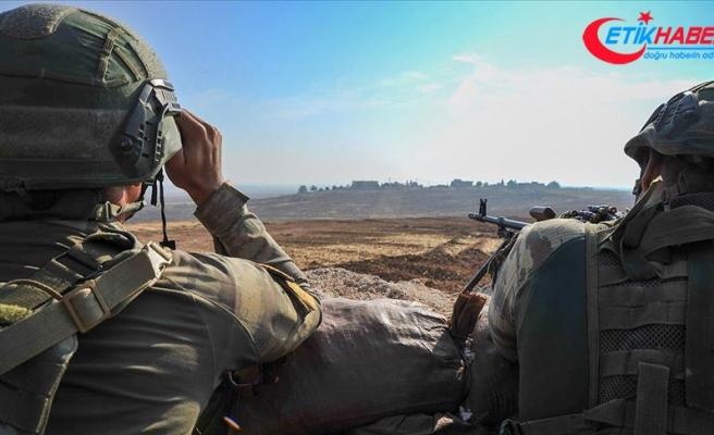 MSB: Barış Pınarı Harekatı Bölgesi'nde taciz atışlarına karşılık veriliyor