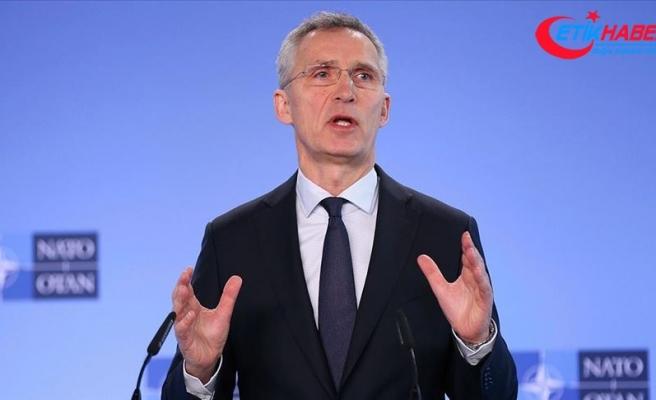 NATO Genel Sekreteri Stoltenberg: Müttefikler Türkiye için daha fazla ne yapılabileceğine bakıyor