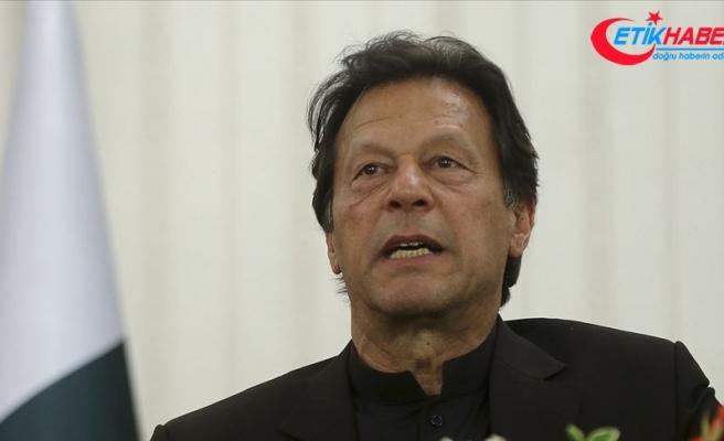 Pakistan Başbakanı Han: Medinelilerin Mekkelilere yaklaşımı bizim için örnektir