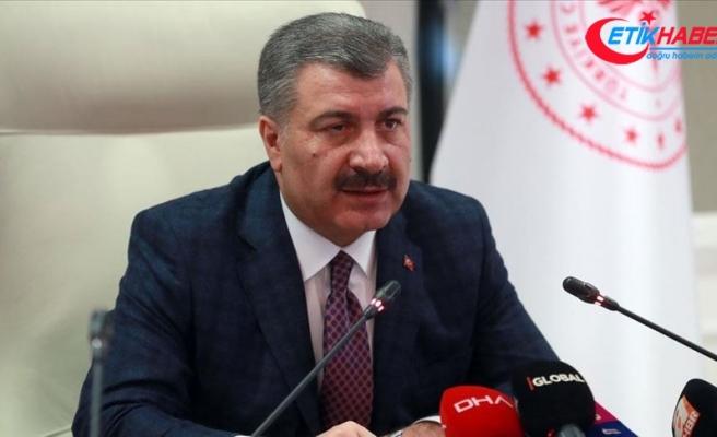 Sağlık Bakanı Koca: Ülkemizde yeni koronavirüs tanısı alan vakamız olmamıştır
