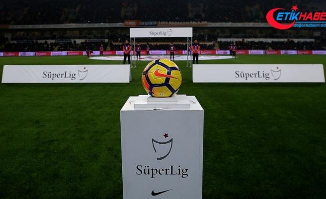 Süper Lig'de maç saatlerinde değişikliğe gidildi