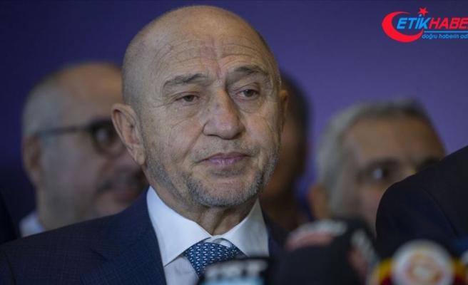 TFF: Nihat Özdemir ve yönetim kurulu görevinin başında