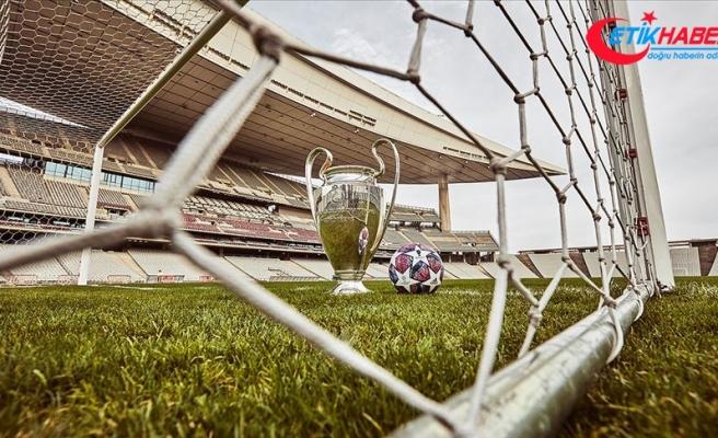 UEFA Şampiyonlar Ligi'ne 'İstanbul' temalı top