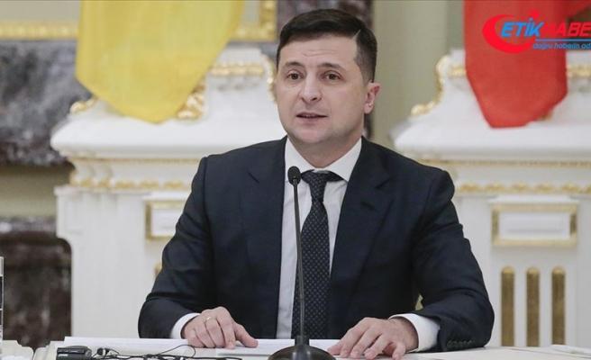 Zelenskiy: Rusya'da hapisteki Ukrayna vatandaşlarının serbest bırakılması konusunda Türkiye'nin yardımını bekliyoruz