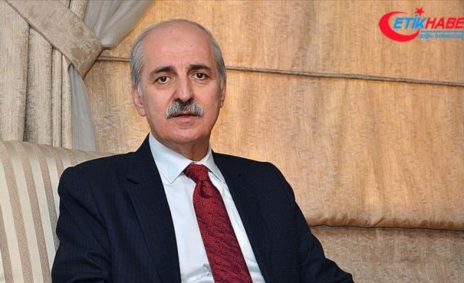AK Parti Genel Başkanvekili Numan Kurtulmuş'tan Ankara Barosuna eleştiri: