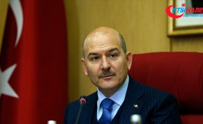 İçişleri Bakanı Süleyman Soylu: Milletimizin hizmetinde yola devam inşallah