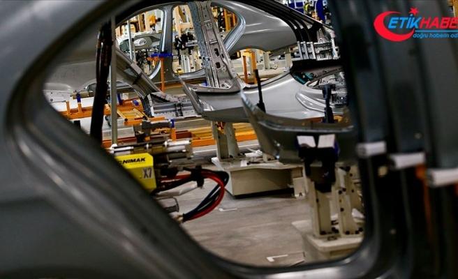 Otomotiv pazarı ocak-nisan döneminde yüzde 26,3 arttı