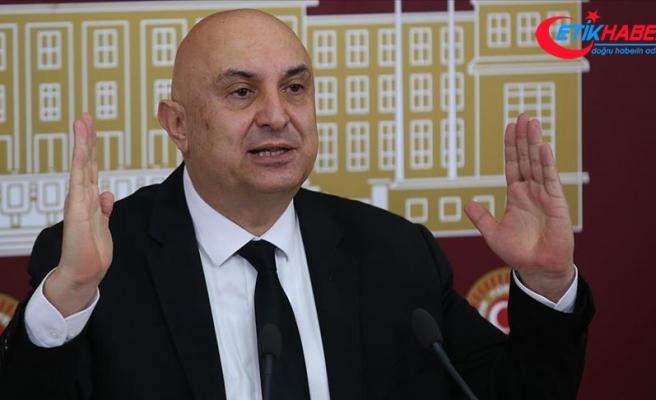 """CHP'li Özkoç: """"Sosyal medyaya ilişkin kanun için Anayasa Mahkemesine başvuracağız"""""""