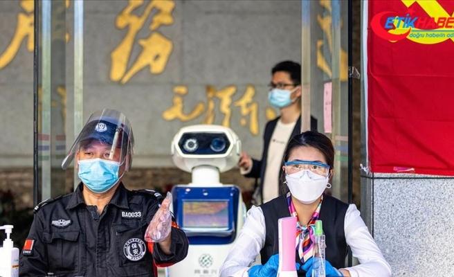 Çin'de Kovid-19 salgını nedeniyle can kaybı 3122'ye yükseldi
