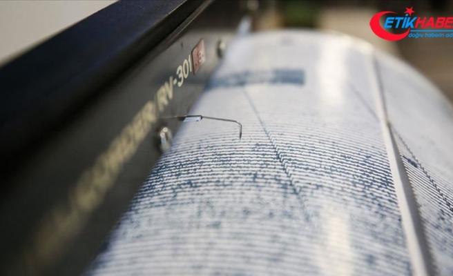 İstanbul'da 3,8 büyüklüğünde deprem