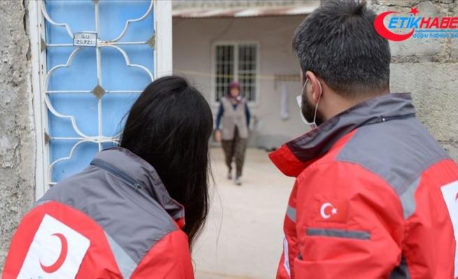STK'lar sosyal yardımlarıyla koronavirüsle mücadeleye büyük destek veriyor