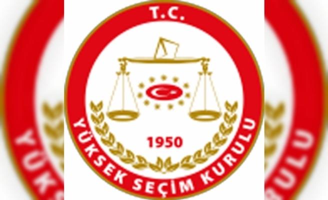 YSK, Ceyhan Belediye Başkanı Aydar'ın mazbatasını iptal etti