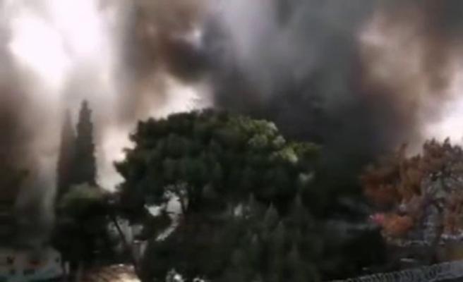 Afrin'de terör örgütü PKK/YPG'nin bombalı araç saldırısında ölü sayısı 40'a ulaştı
