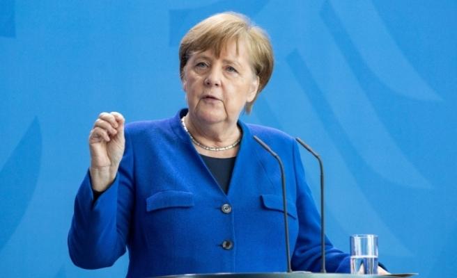 """Almanya Başbakanı Merkel: """"Salgının hala başındayız"""""""