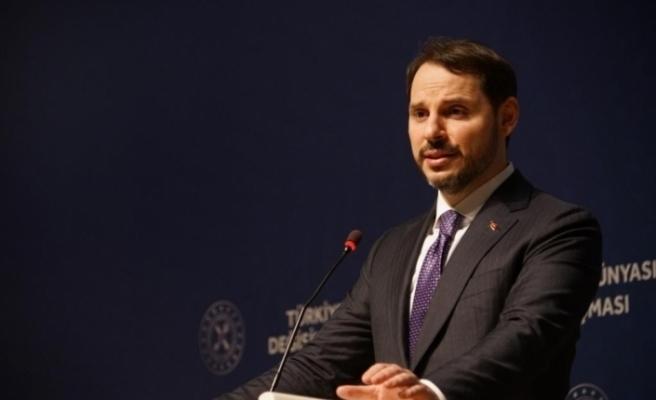 Albayrak: Geride bıraktığımız süreç salgının Türkiye ekonomisine etkisinin çok daha az olacağını gösterdi