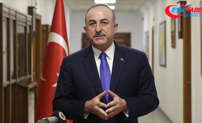 Dışişleri Bakanı Çavuşoğlu: Türkiye AB üyesi olsaydı Birlik her türlü zorlukla daha iyi mücadele ederdi