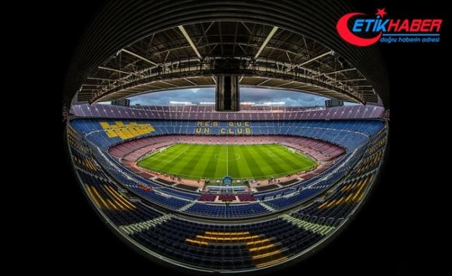 Barcelona koronavirüsle mücadele için tarihinde ilk kez Nou Camp'ın ismini değiştirecek